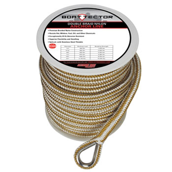 Extreme Max BoatTector Double Braid Anchor Line