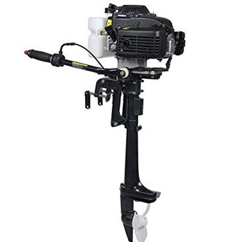 Leadallway 4Stroke 4HP Air Cooling Outboard Motor