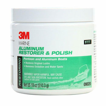 3M Marine Aluminum Restorer & Polish