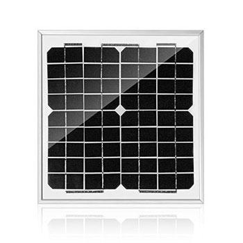 ACOPOWER Mono Solar Panel for 12V Battery Charging