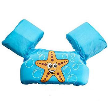 AmazeFan Kids Swim Life Jacket