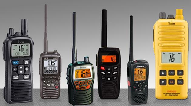 Best VHF Marine Radios