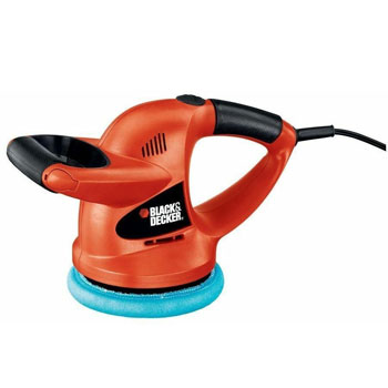 Black & Decker 6-Inch Random Orbit Waxer/Polisher