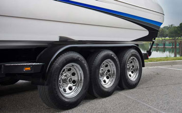 10 Best Boat Trailer Tires - (Reviews & Buying Guide 2019)