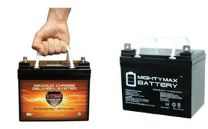 Deep Cycle Marine Battery