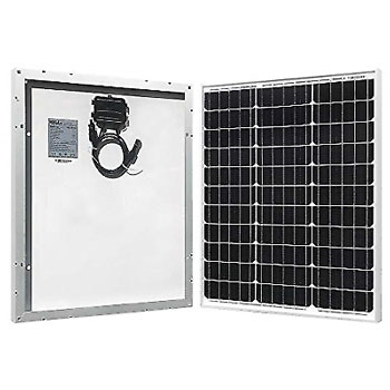 HQST Monocrystalline Solar Panel for Boat (Compact Design)