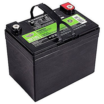 Interstate Batteries Sealed Lead Acid Replacement Battery