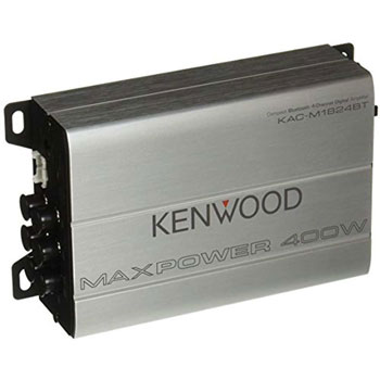 Kenwood 1177524 Compact Marine Amplifier