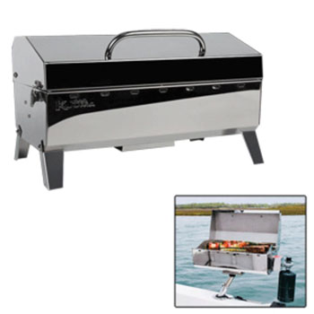 Kuuma Stow Mountable Grill
