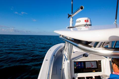 Marine Chartplotter Installation