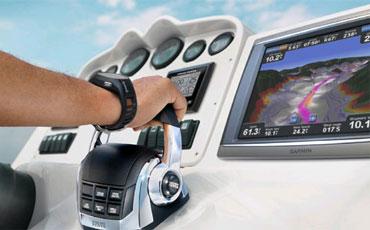 Marine GPS Chartplotters