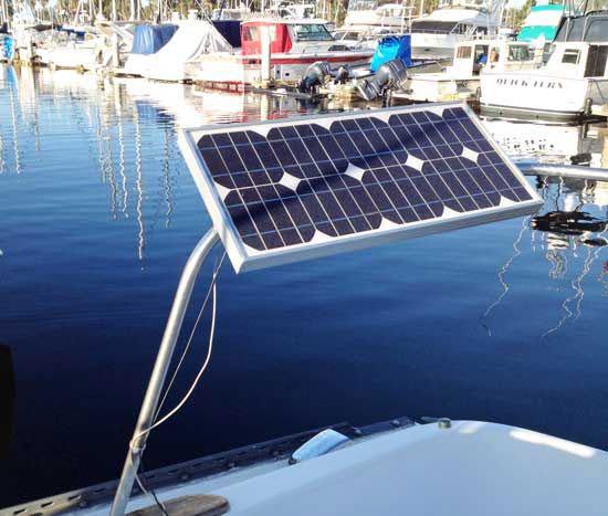 Marine Solar Panel Reviews