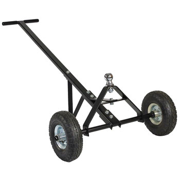 MaxxHaul Tires Trailer Dolly With Pneumatic Tires