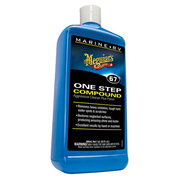 Meguiar's Marine One Step Compound
