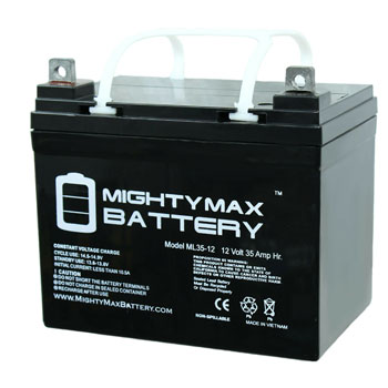 Mighty Max Battery Deep Cycle AGM Battery