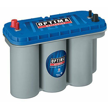 Optima 8052-161 Bluetop Starting and Deep Cycle Battery
