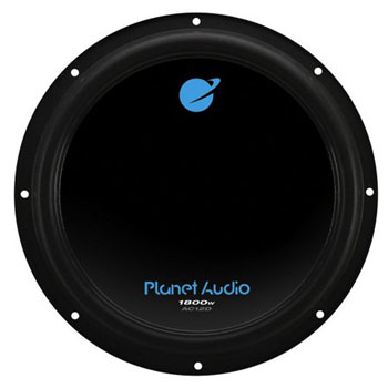 Planet Audio AC12D Dual 4 Ohm Voice Coil Subwoofer