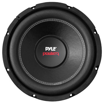 Pyle Car Subwoofer Audio Speaker