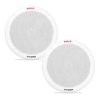 Pyle PLMR605W Dual Marine Speakers