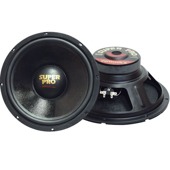 Pyramid PW848USX High Performance 8 Ohm Subwoofer
