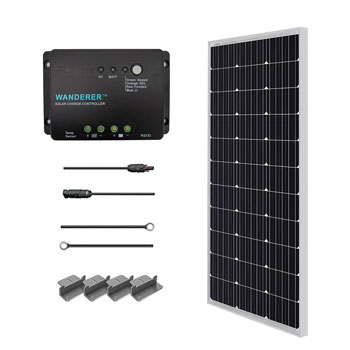 Renogy Monocrystalline Solar Starter