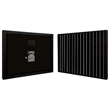 Richsolar Black Off-Grid Portable Monocrystalline Solar Panel