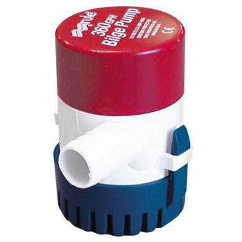 Rule 24 Submersible Bilge Pump