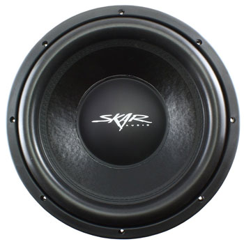 Skar Audio VD-12 D2 Shallow Mount Subwoofer