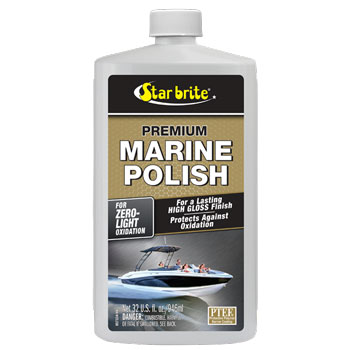 Star Brite Marine Polish - Boat Wax