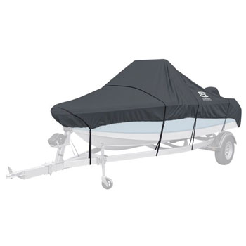 StormPro Heavy-Duty Center Console Boat Cover