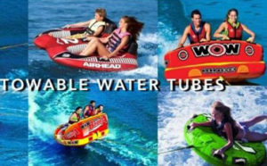 Towable Tubes Featured Image