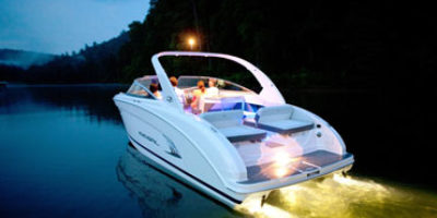 Underwater Boat Lights