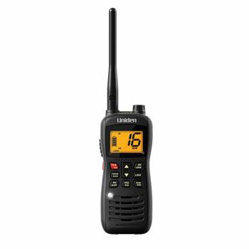 Uniden MHS126 Handheld VHF Marine Radio