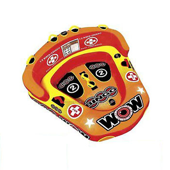 WOW Sports Bingo Inflatable Cockpit