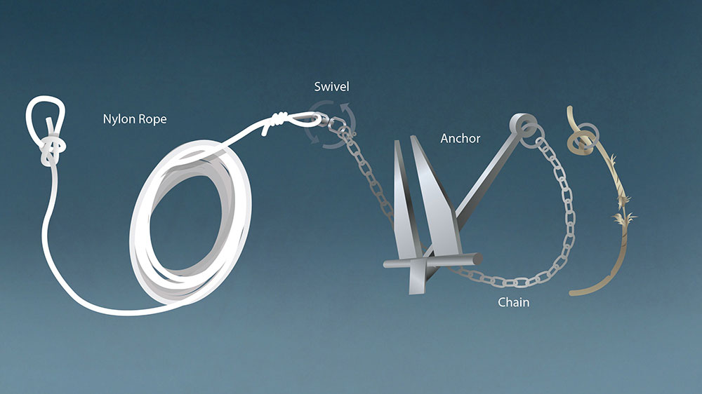 best anchor rope and anchor chain