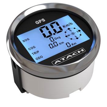 AndyTach DIGITAL GPS Speedometer