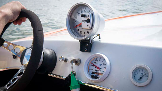 GPS boat speedometer reviews