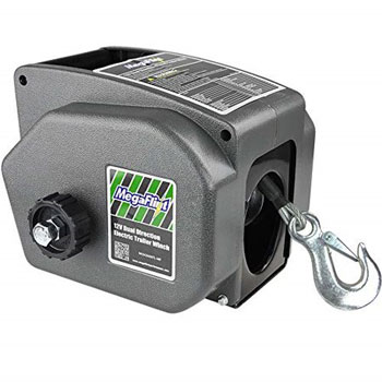 Megaflint Trailer Reversible Electric Winch
