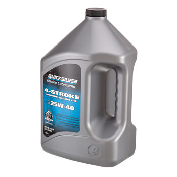 Quicksilver 4-Stroke Marine Engine Oil