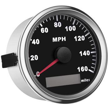 SAMDO Universal GPS Speedometer Boat Gauge With Odometer