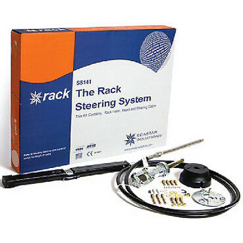 SeaStar Solutions SS141xx Back Mount Rack Steering System