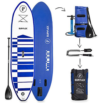 Supflex Inflatable Stand Up Paddleboard