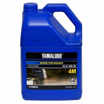 Yamaha Yamalube 10W30 MARINE Oil