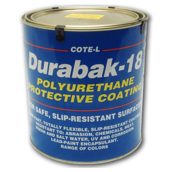 Durabak Deck Paint