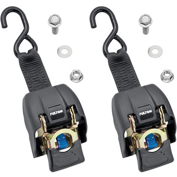 Fulton Transom Retractable Ratchet Tie Down