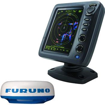 Furuno LCD Radar