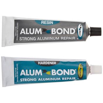 Hy-Poxy Aluminum Putty Repair Kit