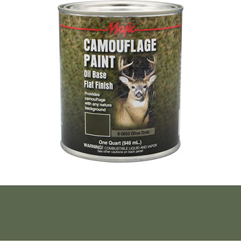 Majic Camouflage Paint