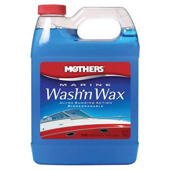 Mothers Marine Wash 'n Wax
