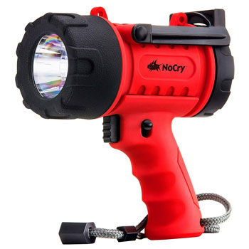 NoCry Rechargeable Flashlight